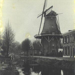 Korenmolen de Zwaluw 1915
