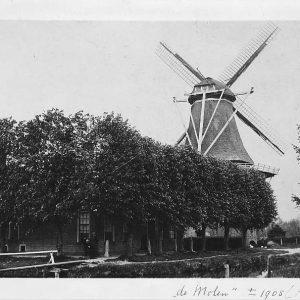 Korenmolen de Zwaluw 1905